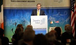 An Taoiseach Enda Kenny TD