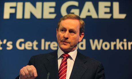 Taoiseach Enda Kenny