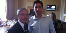 Gay Mitchell MEP and Eoghan Murphy TD