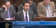 Tax Transparency Opening Statement