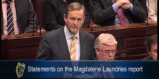 Statement on the Magdalene Laundries Report