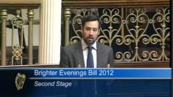 Bighter Evenings Bill