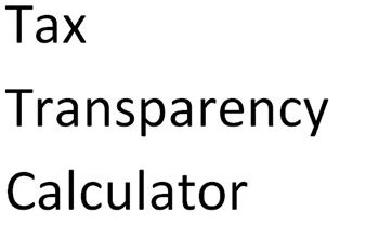 Tax Transparency Calculator