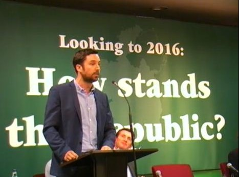 EM speaking at MacGill summer school
