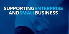 Supporting Enterprise & Small Business