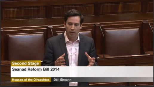 Seanad Reform Bill 2014