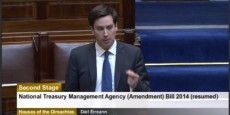 Dail NTMA speech
