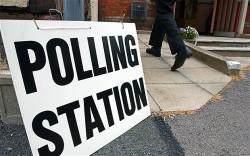 pollling station