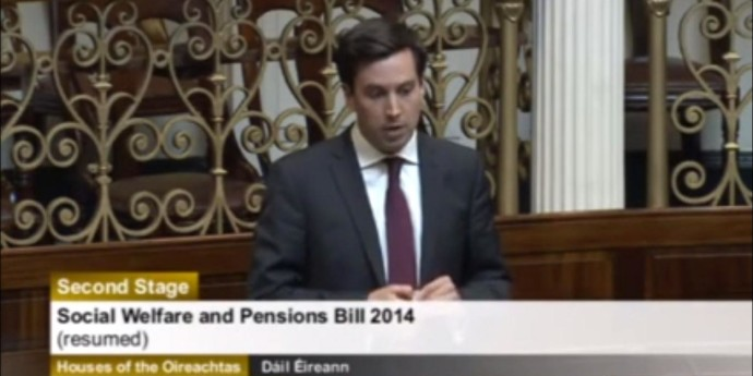 EM - Social Welfare and Pensions Bill 2014