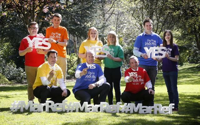 YFG Marriage Referendum Campaign 1