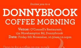 Donnybrook Coffee morning bright